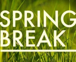 Spring Break Logo Mount Vernon Academy Private School