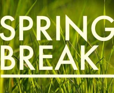 Image result for spring break from school